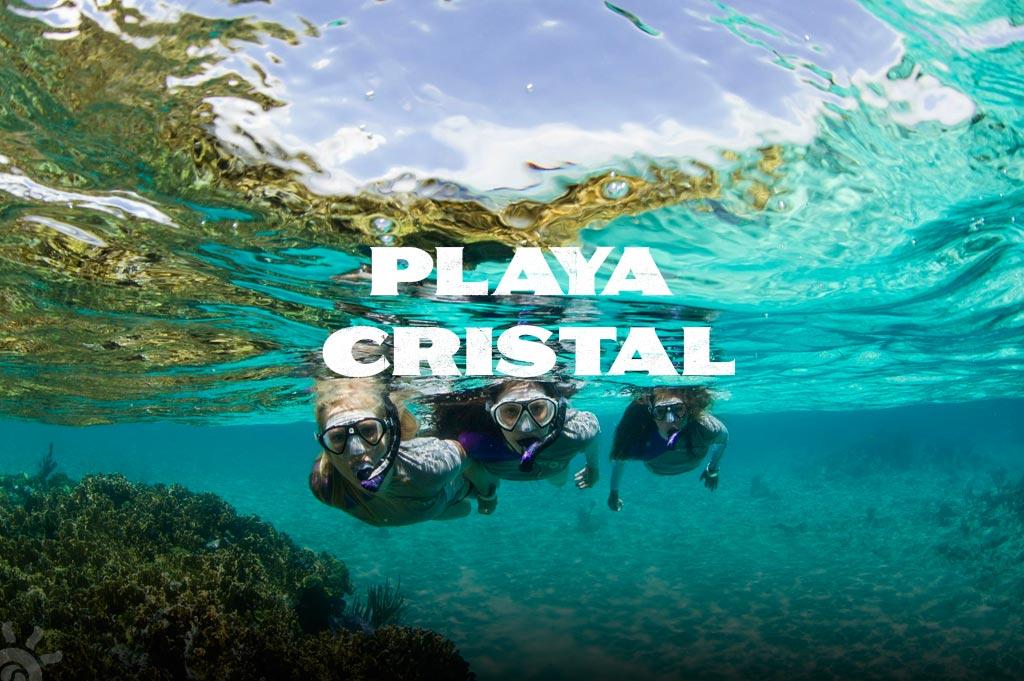 tour a playa cristal expotur