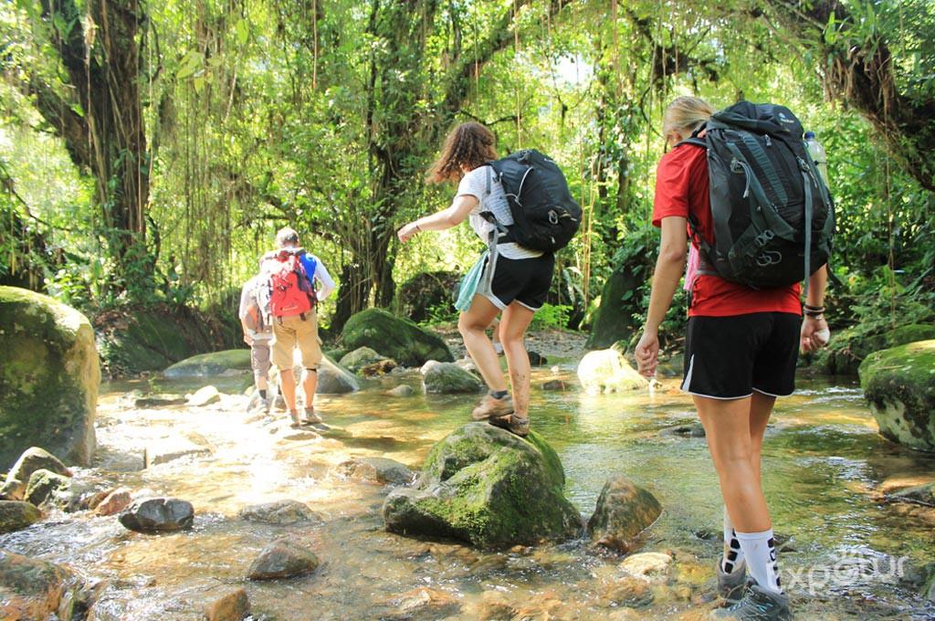 como alistar tu backpack para el trek a la ciudad perdida