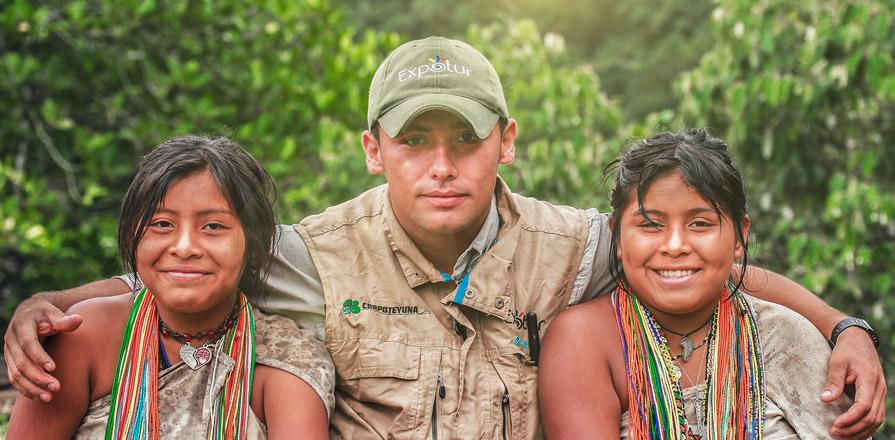 ciudad-perdida-indigenas-tour-expotur-lost-city-santa-marta-colombia