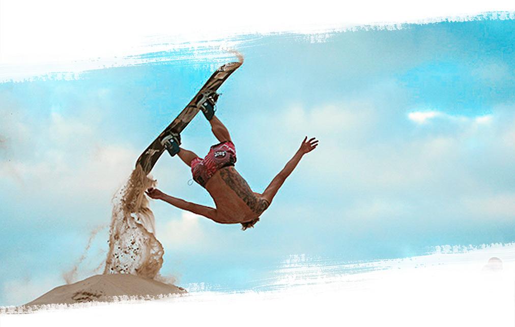 sandboarding-trucos