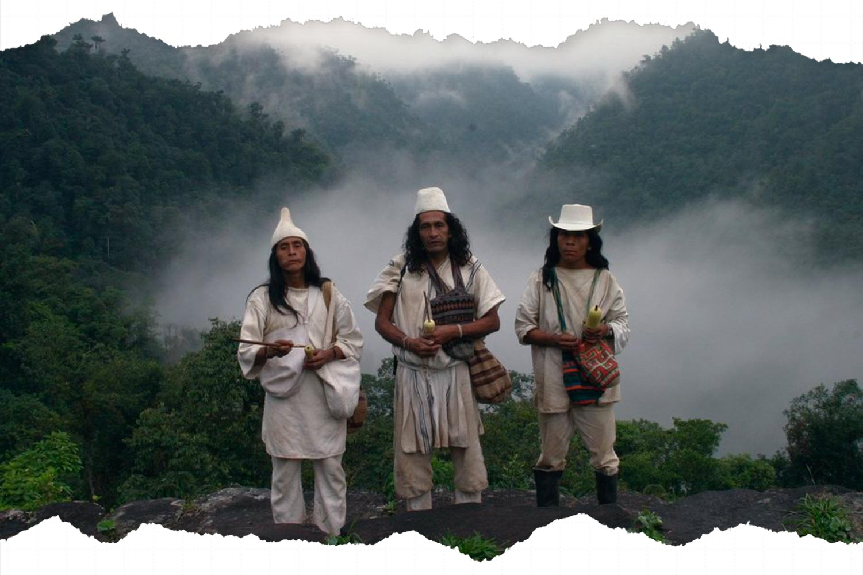 indigenas-la-ciudad-perdida-the-lost-city-colombia-expotur