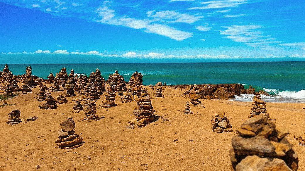 Faro Punta Gallinas, la Guajira, Colombia