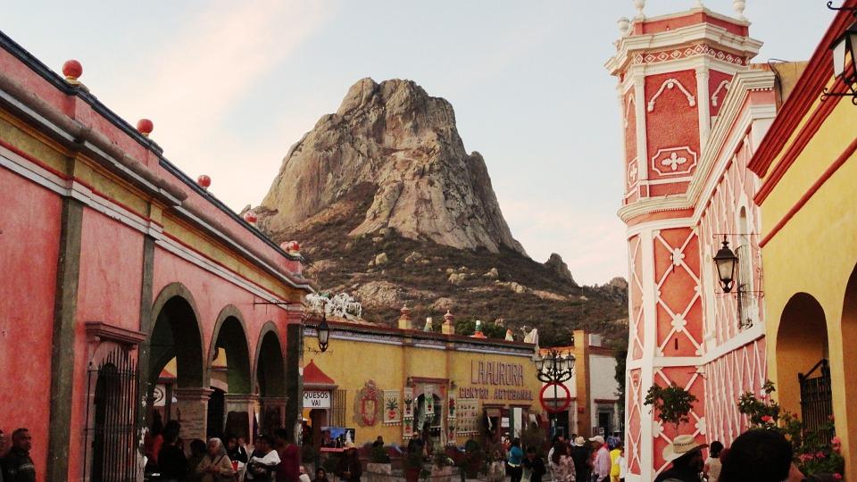 destinos en México, Bernal Querétaro