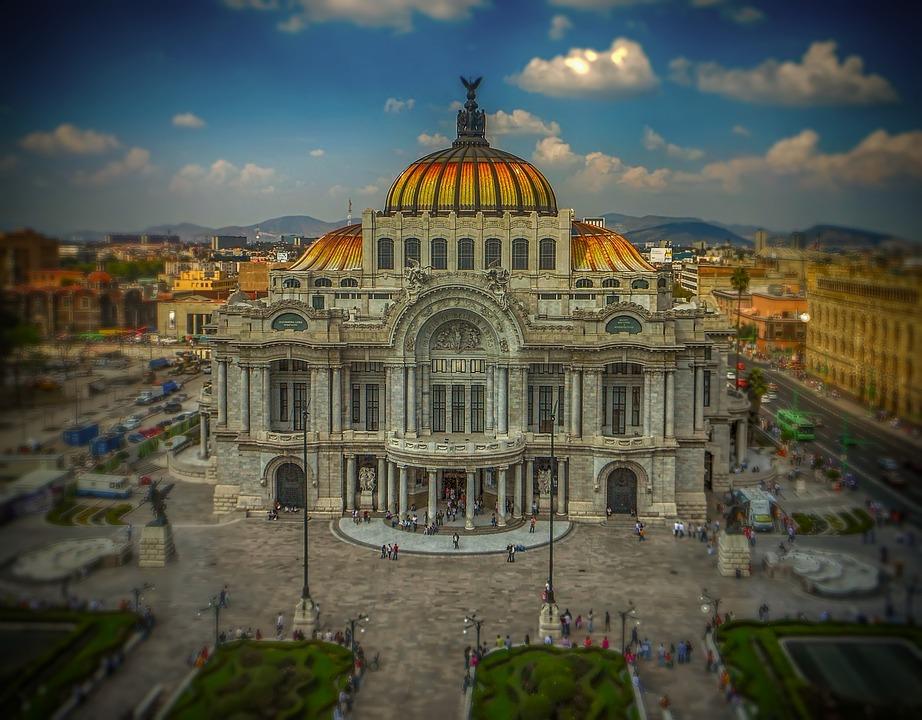 destinos en México, Ciudad de Mexico
