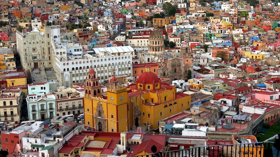 destinos en México, guanajuato