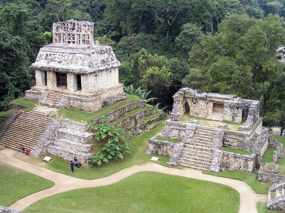 destinos en México, palenque chiapas