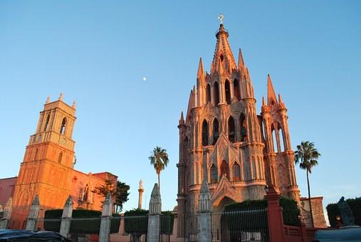 destinos en México, san miguel de allende
