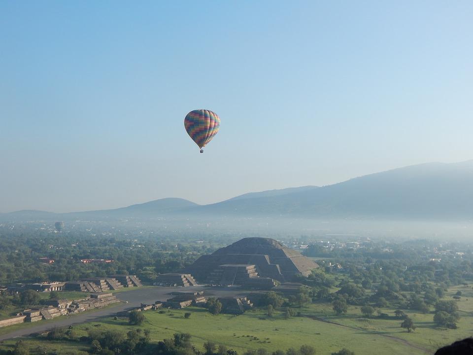 destinos en México, teotihuacan