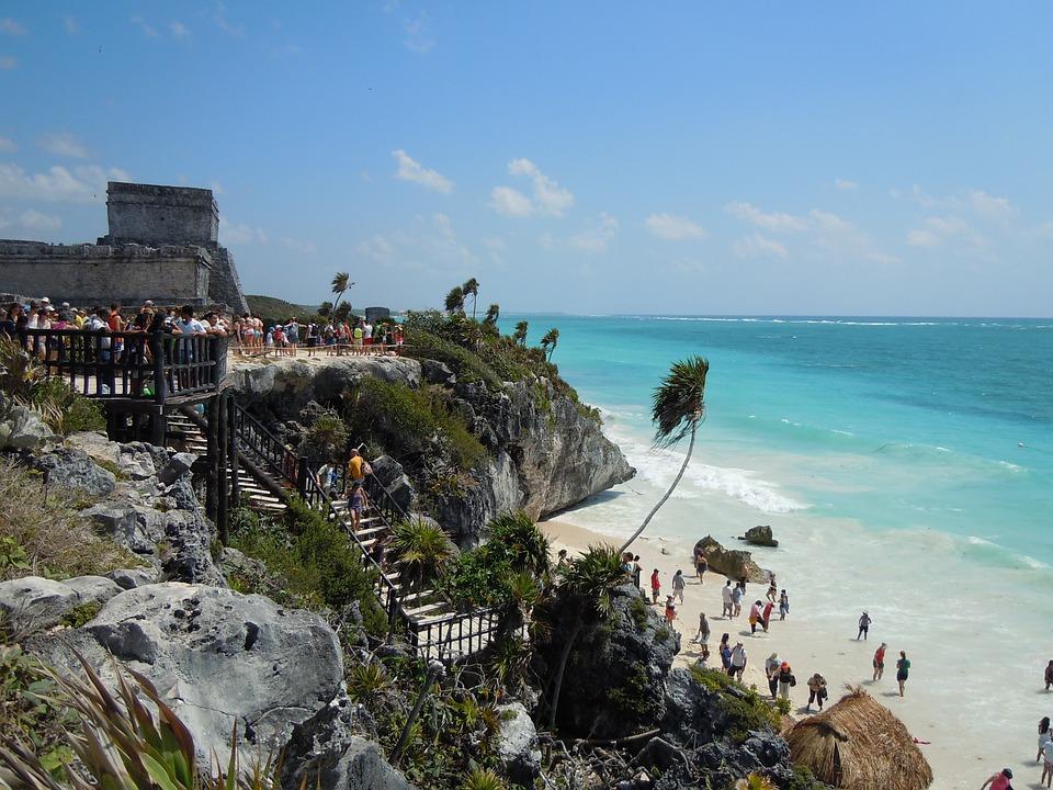 destinos en México, tulum