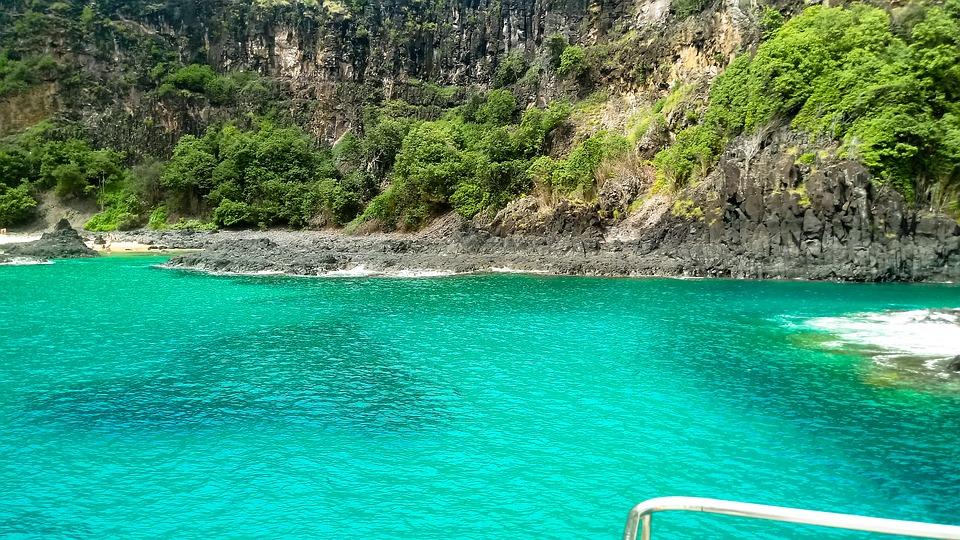 Baia do Sancho – Fernando de Noronha, Brasil. Las mejores playas del mundo