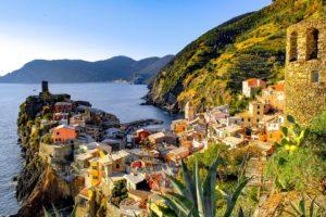 Cinque Terre, Italia. mejores trekking del mundo