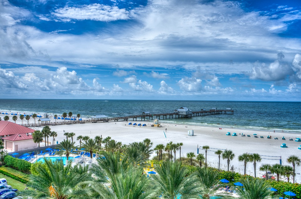 Clearwater Beach - Clearwater, Florida. Las mejores playas del mundo