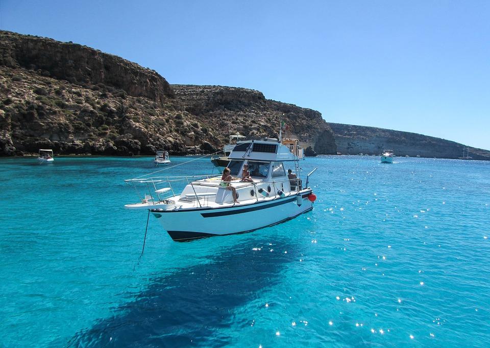 Isola dei Conigli – Lampedusa, Islas de Sicilia. Las mejores playas del mundo