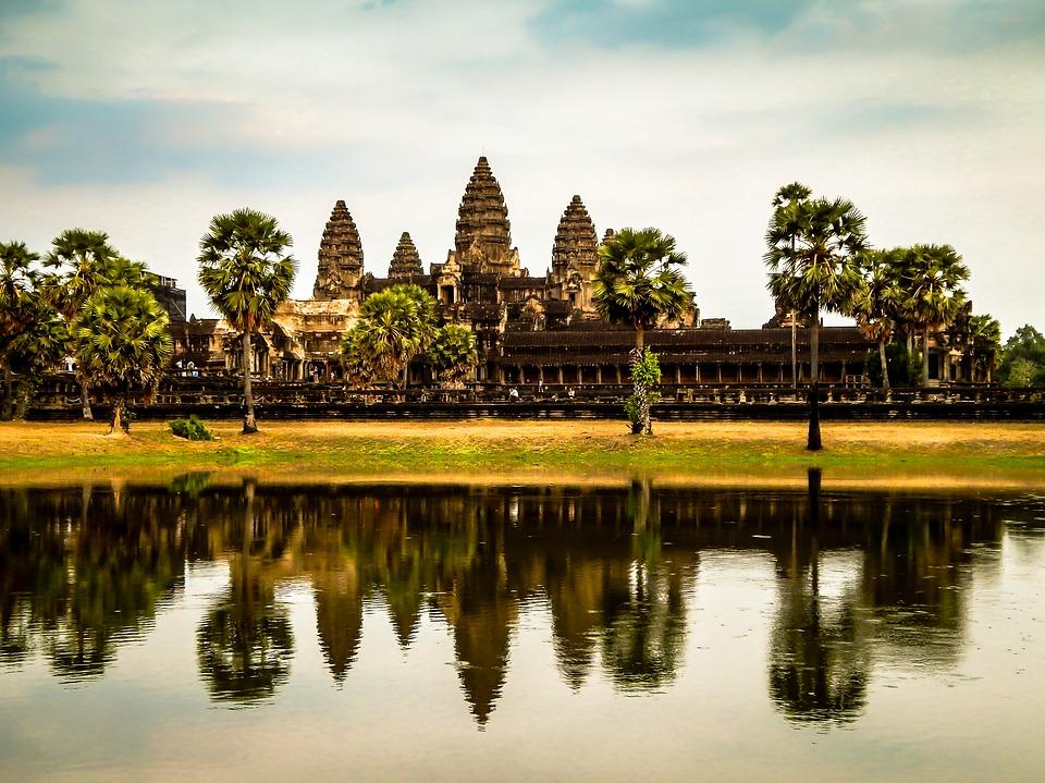 Camboya. mejores destinos para mochileros