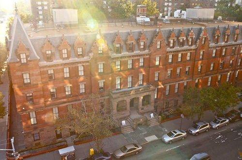 Hostel International New York City. hostales más originales
