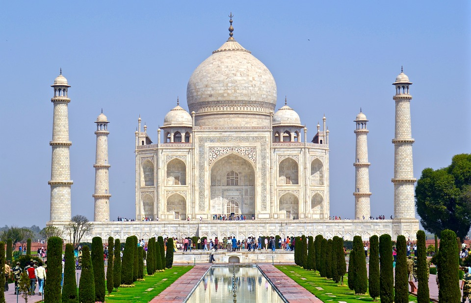 India. mejores destinos para mochileros
