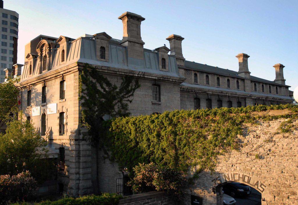 Ottawa Jail - Ottawa, Canada. hostales más originales