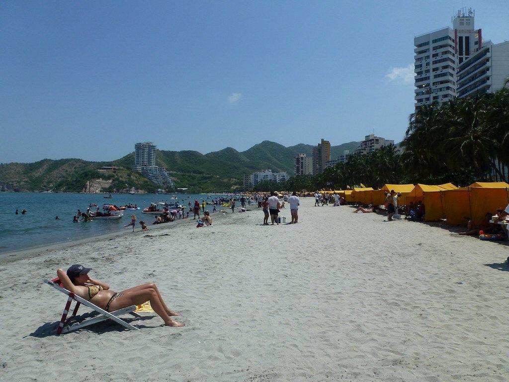 que hacer en el Rodadero. What to do in Rodadero. playas en santa marta