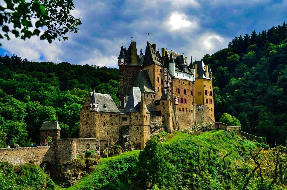 castillos más hermosos del mundo
