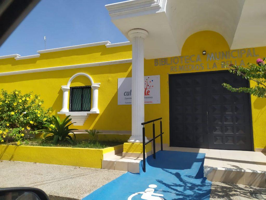 Biblioteca Municipal Remedios La Bella  en Aracataca