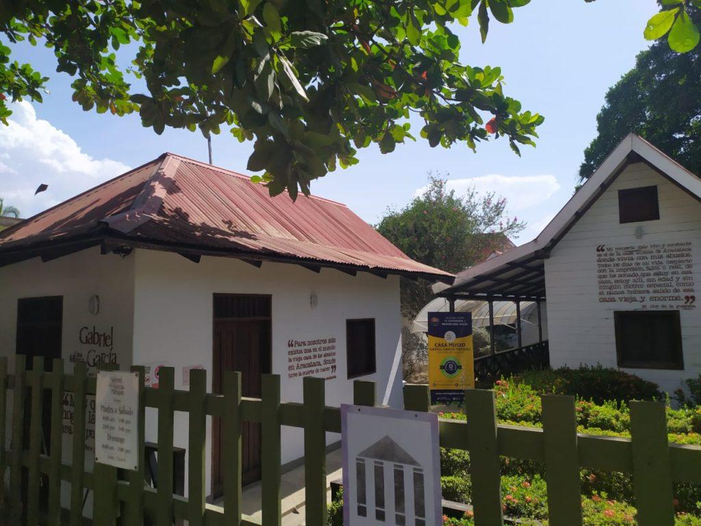 Casa Museo Gabriel García Márquez en Aracataca