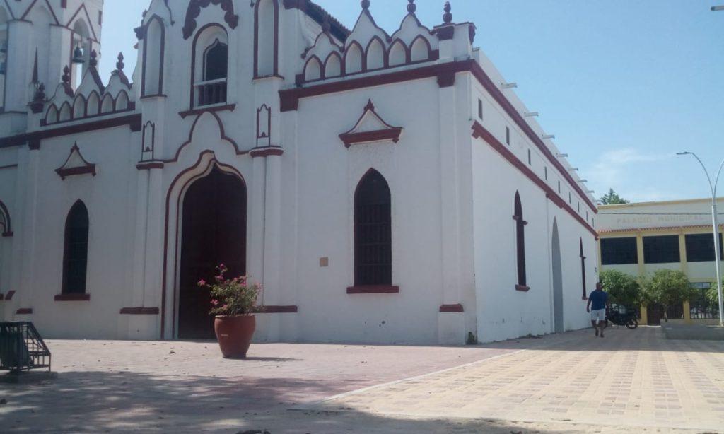 Iglesia San José en Aracataca