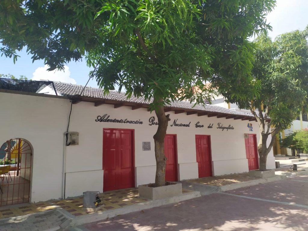La casa del Telegrafista en Aracataca