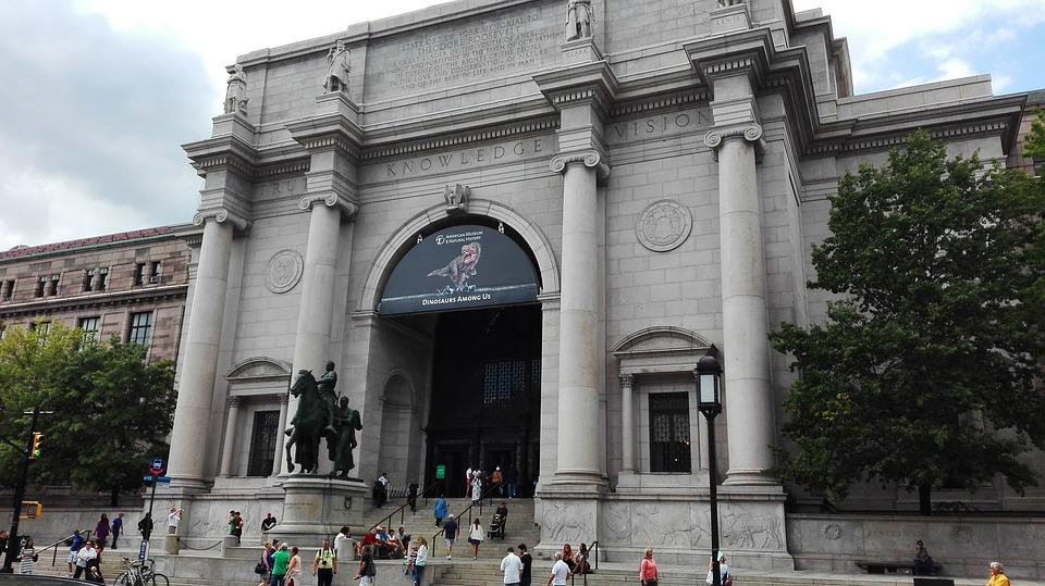 Museo Americano de Historia Nacional – Nueva York. museos del mundo