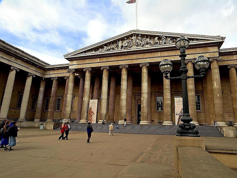 Museo Británico – Londres. museos del mundo