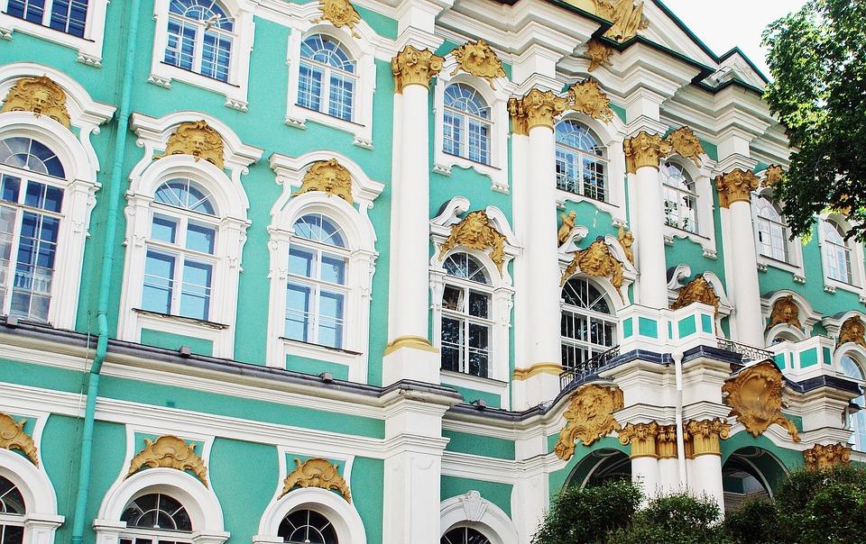 Museo Hermitage. museos del mundo