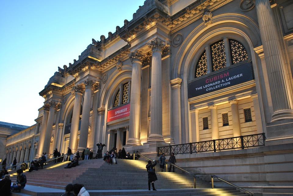Museo Metropolitano de Arte – Nueva York. museos del mundo