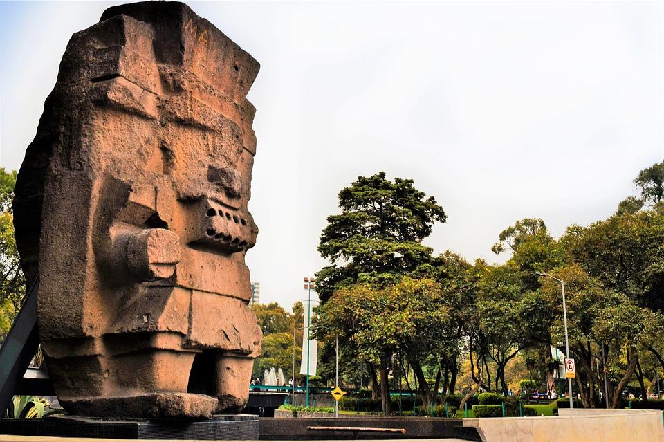 Museo Nacional de Antropología – Ciudad de México. museos del mundo
