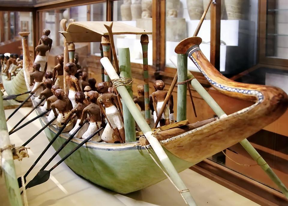 Museo de Antigüedades Egipcias. museos del mundo