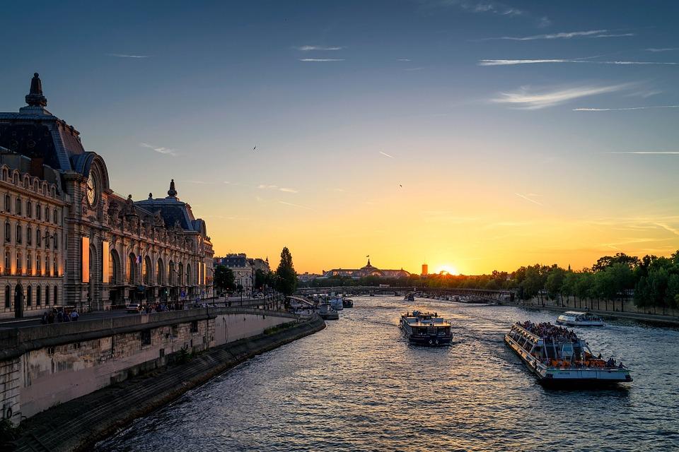 Museo de Orsay – París. museos del mundo