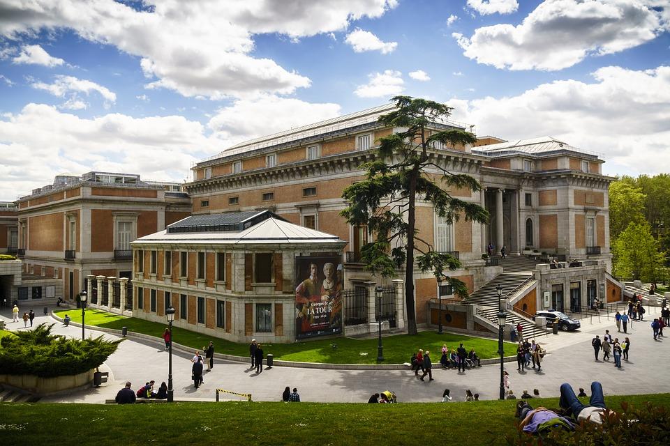 Museo del Prado. museos del mundo