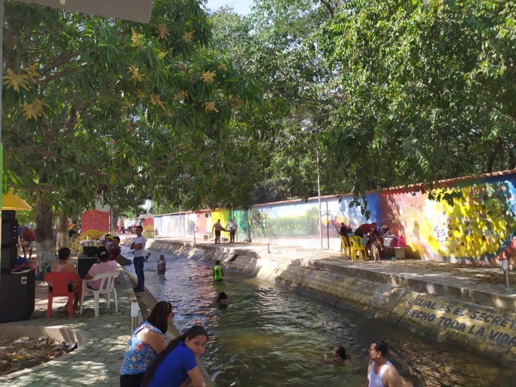 Parque Lineal Macondo en Aracataca