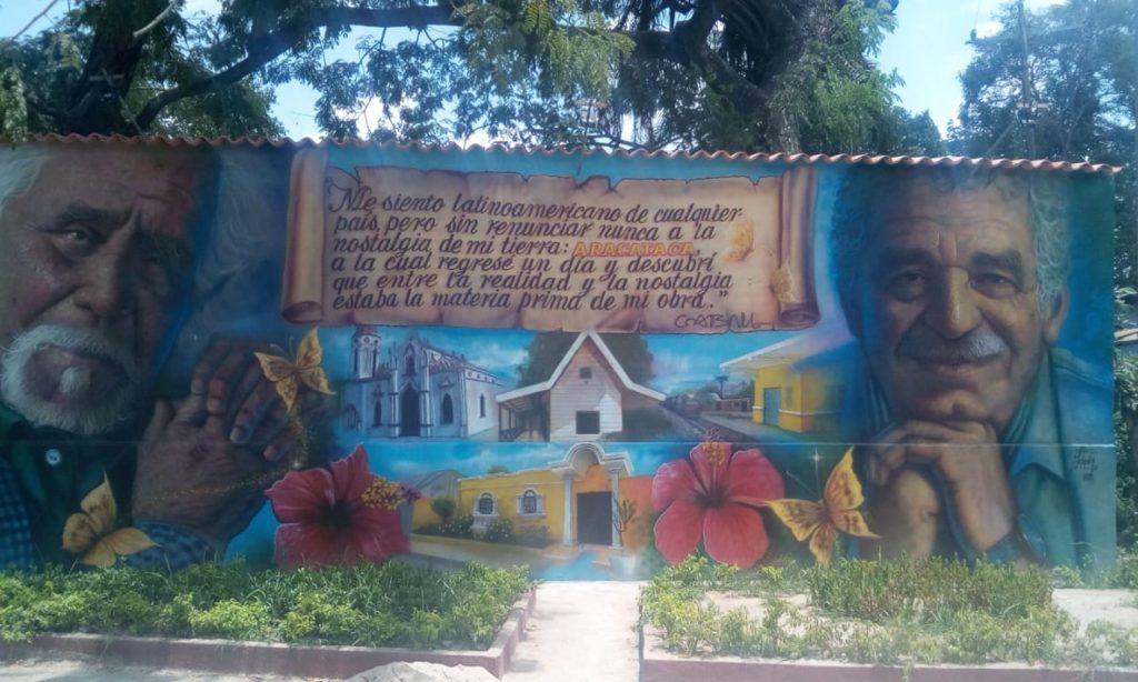 murales en aracataca