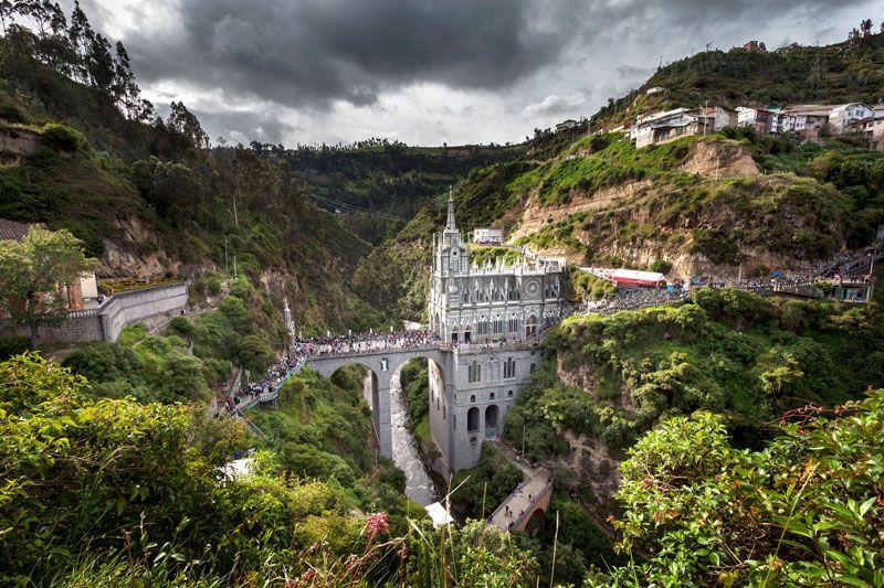 Santuario de las Lajas. Ipiales Nariño