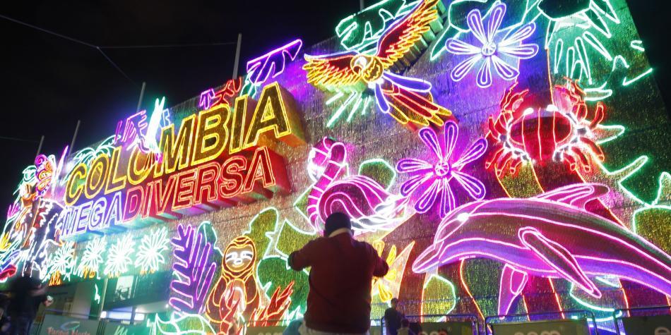 Destinos turísticos en Colombia para celebrar navidad