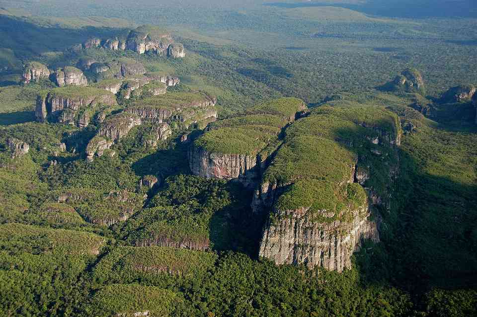 La Sierra de Chiribiquete guaviare
