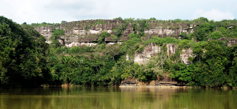 Reserva Nacional Natural Nukak Guaviare