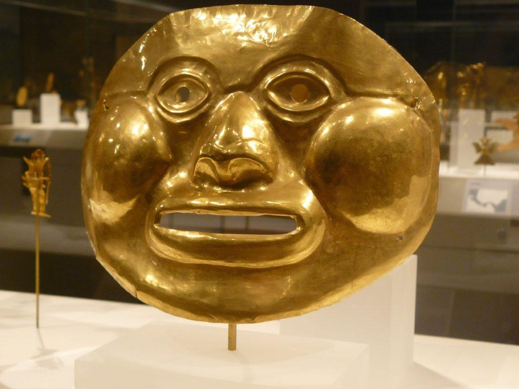 museo del oro en cali
