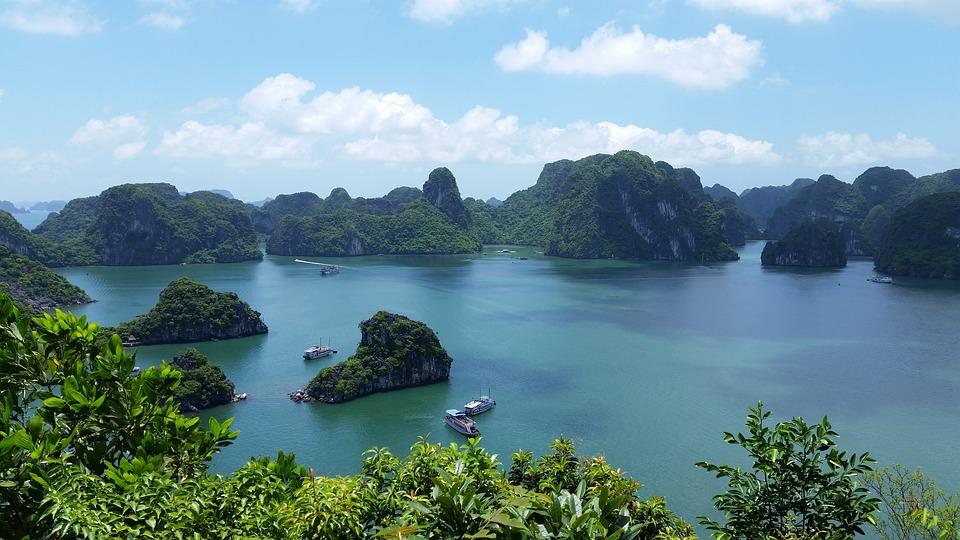 Bahía de Han Long – Vietnam. Maravillas naturales del mundo