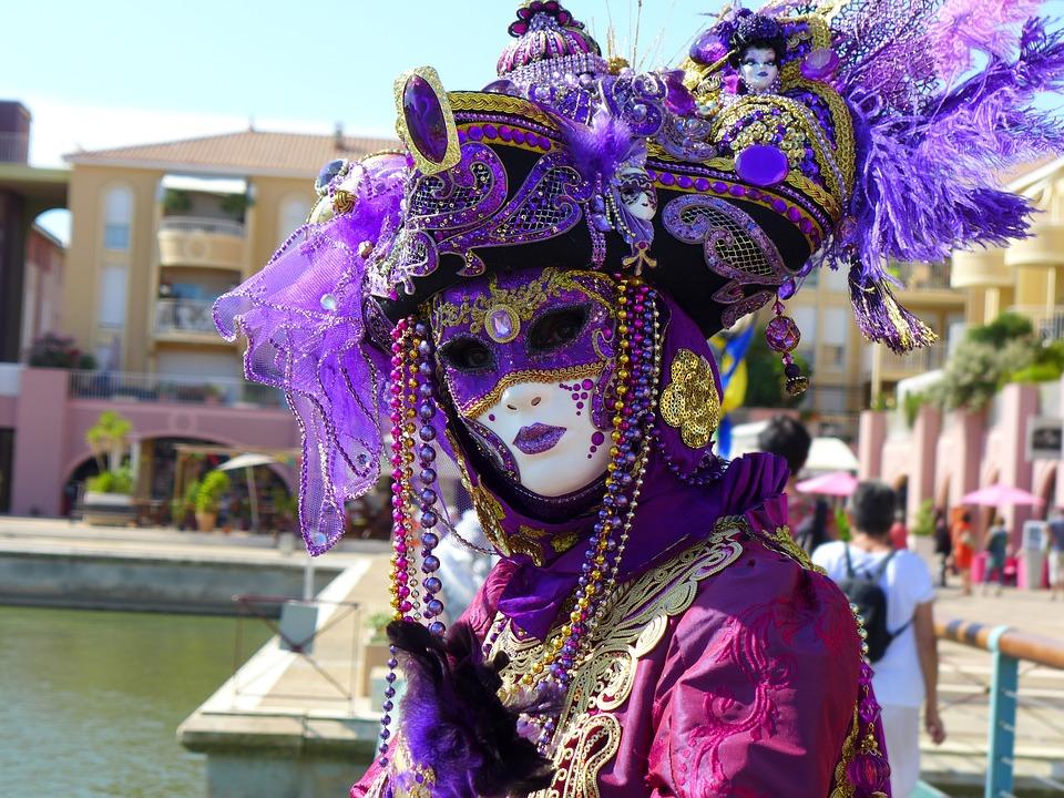Carnaval de Venecia. fiestas en el mundo