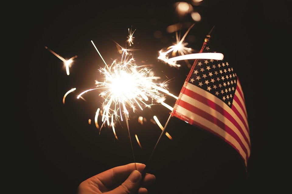 Día de la Independencia Estados Unidos. fiestas en el mundo