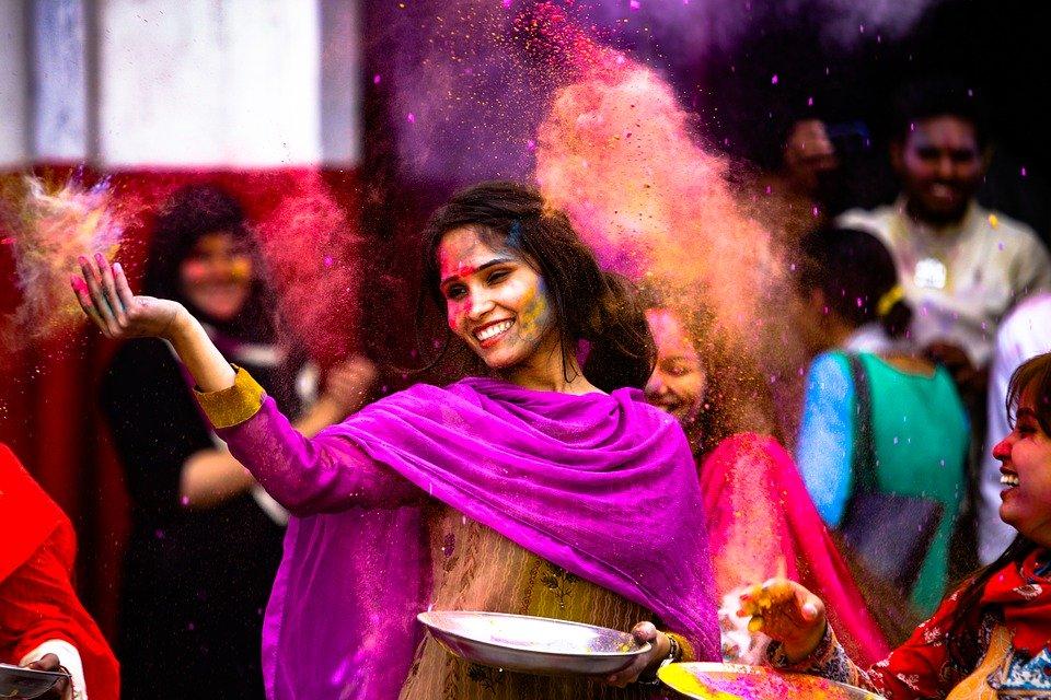 Festival de Holi