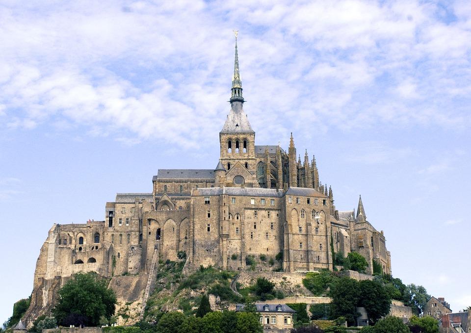 Mont Saint-Michel Francia