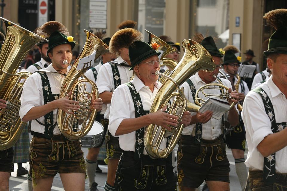 Oktoberfest. fiestas en el mundo