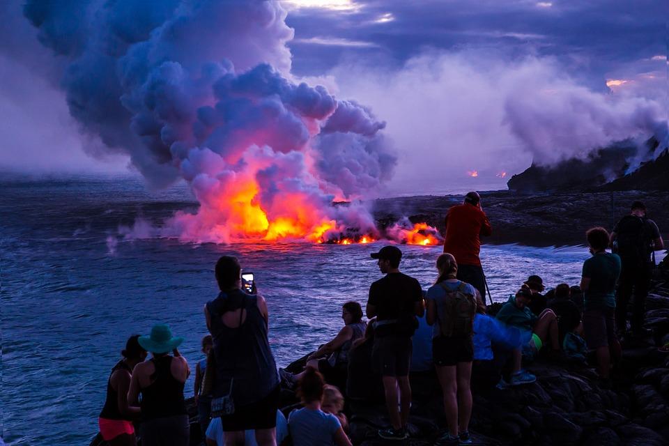 Parque Nacional de los Volcanes – Hawai