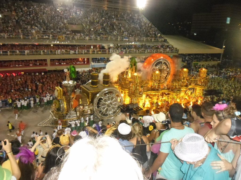 Carnaval de Río de Janeiro. fiestas en el mundo